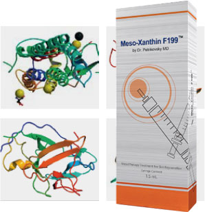 Препараты Meso-Wharton P199 и Meso-Xanthin F 199 работают в синергизме