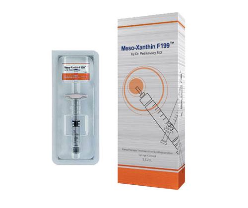 биоревитализация meso xanthin f199