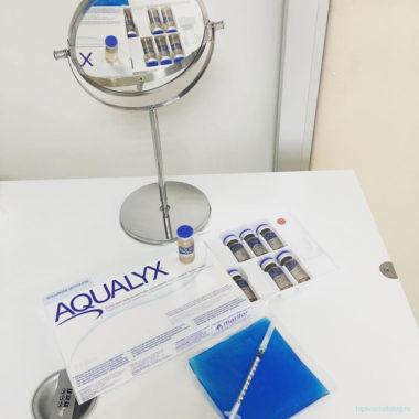 интралипотерапия aqualyx
