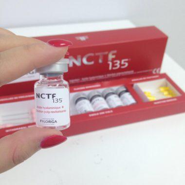 Мезо коктейль nctf 135 на базе гиалуроновой кислоты