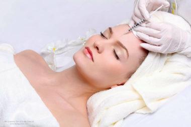 Как выполняется процедура мезотерапии лица