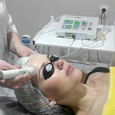 лазерная биоревитализация на аппарате лазмик